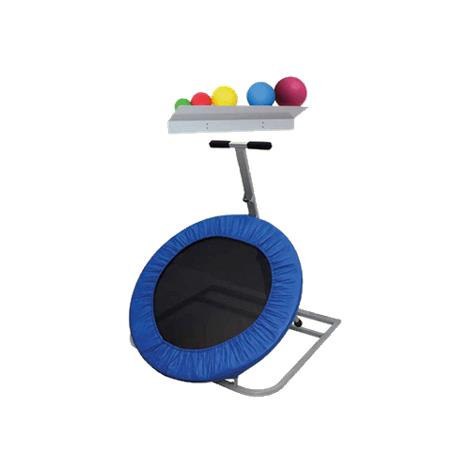 Ideal Plyometric Economy Round Rebounder Package
