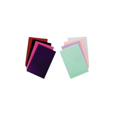 Rolyan Bold Watercolors Splinting Material Sheet Pack