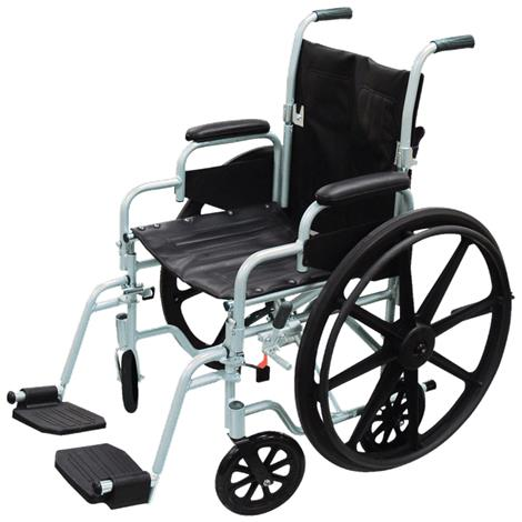 Buy Drive Poly-Fly Lightweight Transport Chair Wheelchair