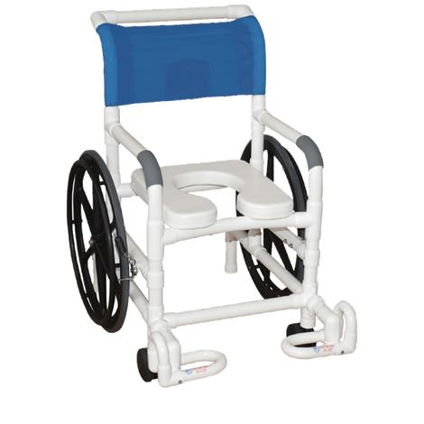 MJM International Self Propelled Multi Purpose Rehab Chair