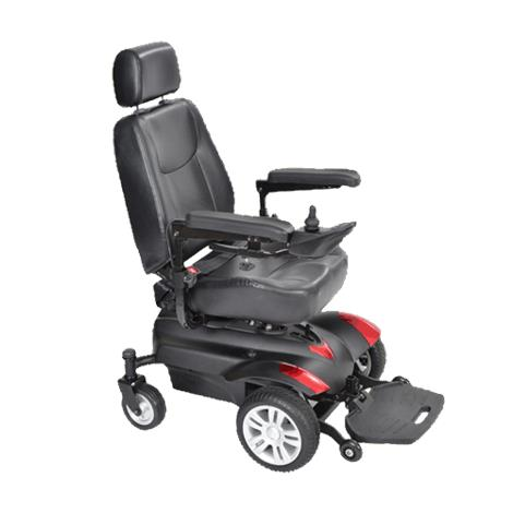 Drive Titan Front Wheel Transportable Power Wheelchair