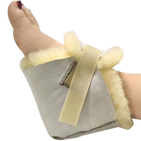 Sheepskin Heel Protector