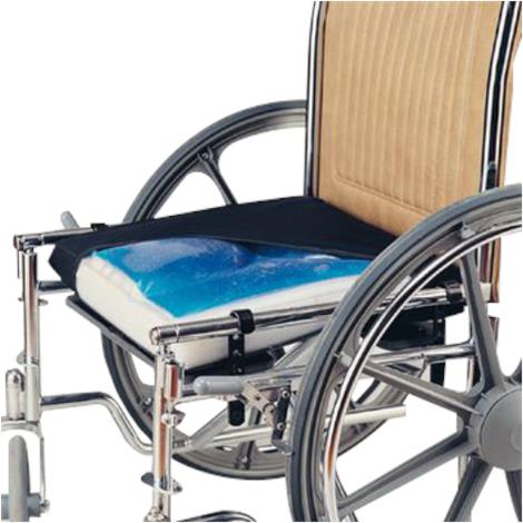 Skil-Care J-Hook Drop Seat With Gel Cushion