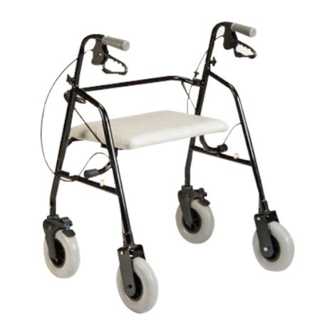 Tubular Fabricators The GRAND Line Extra Wide Rollaider Rollator