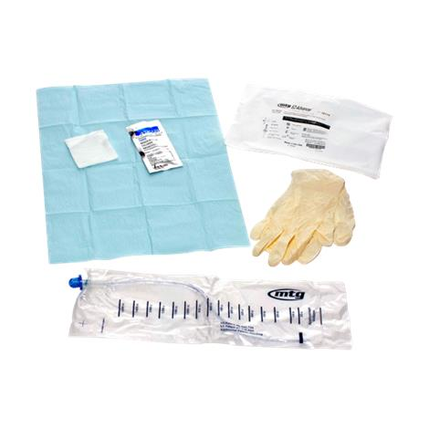 MTG Instant Cath Straight Tip Closed System Catheter Kit
