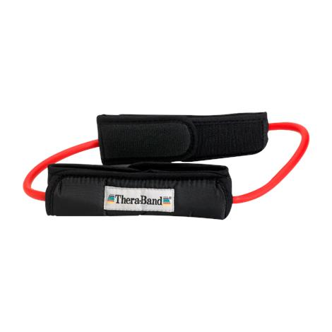 Thera-Band Resistance Tubing Loop With Padded Cuffs