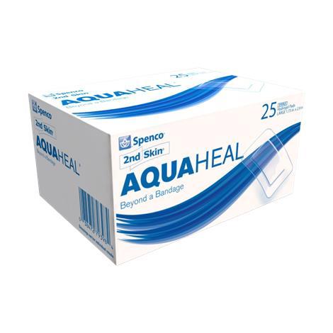 Buy Spenco 2nd Skin Aquaheal Hydrogel Bandage