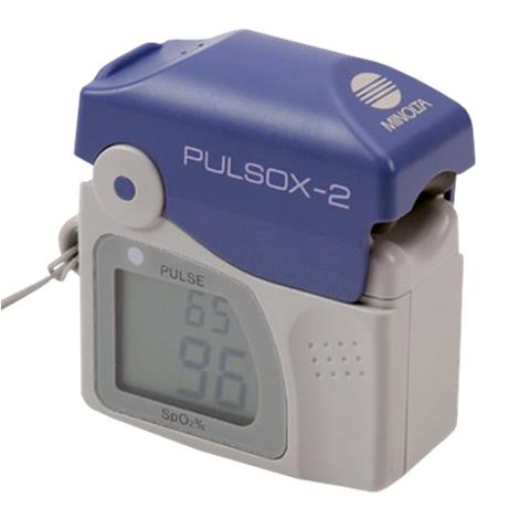 Maxtec PulsOx 2 Spot Checking Oxygen Saturation Pulse Oximeter