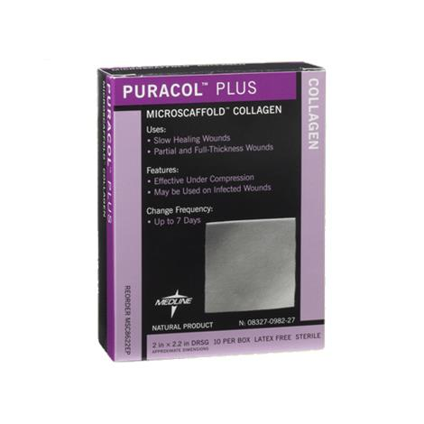 Buy Medline Puracol Plus Collagen Dressing