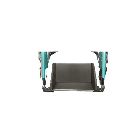 Therafin Padded ABS Full Footbox For Wheelchair