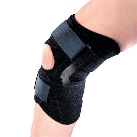 Buy Core Front Closure Wraparound Knee Brace With Hinges