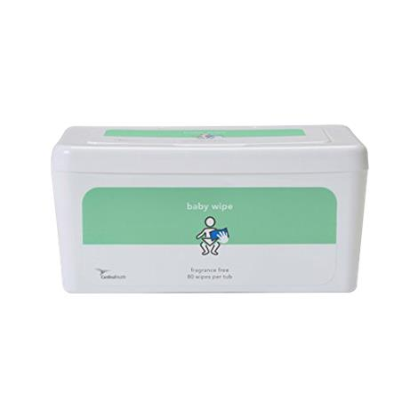 Cardinal Health Standard Baby Wipes