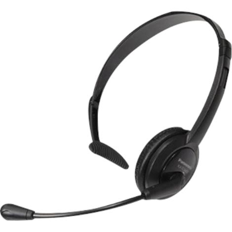 Panasonic Telephone Headset With Flexible Microphone