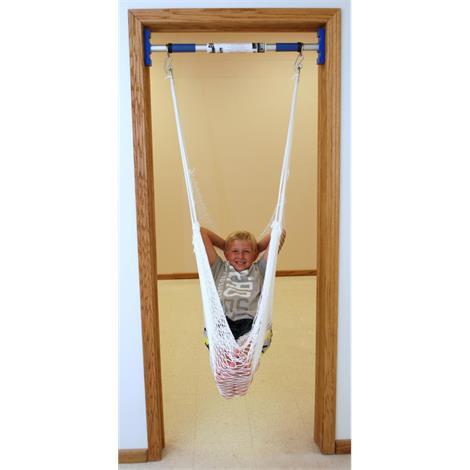 Playaway Toy Rainy Day Indoor Net Swing