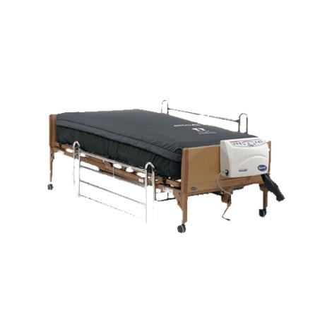 Invacare Microair Alternating Pressure System with On-Demand Low Air Loss Mattress And Compressor