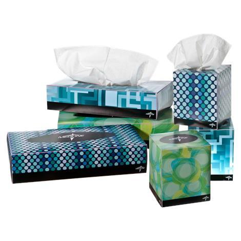 Medline Premium Facial Tissues