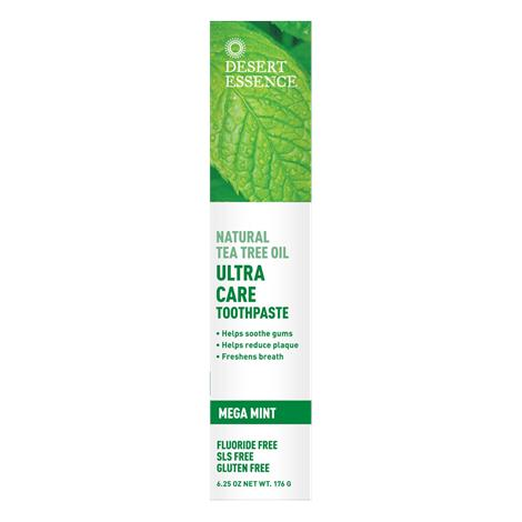 Desert Essence Ultra Care Mega Mint Toothpaste