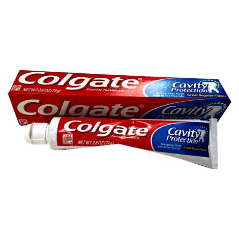Medline Colgate Toothpaste