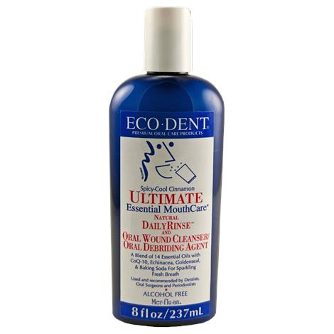 Eco Dent Ultimate Essential Oral Care Mouthwash