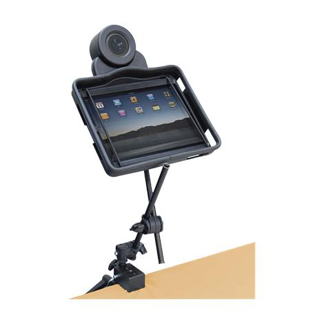 IPad Sound System With Mounting Platform And Tabletop Base