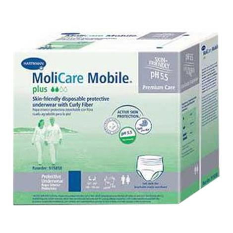 MoliCare Mobile Plus Disposable Protective Underwear
