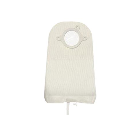 ConvaTec SUR-FIT Natura Two-Piece Standard Transparent Urostomy Pouch With Fold-Over Tap