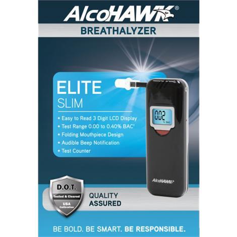 Q3 Innovations Alcohawk Elite Slim Breathalyzer