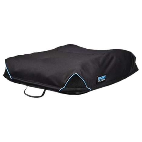 The Comfort Company Vicair Technology Vector X Cushion with Comfort-Tek Cover