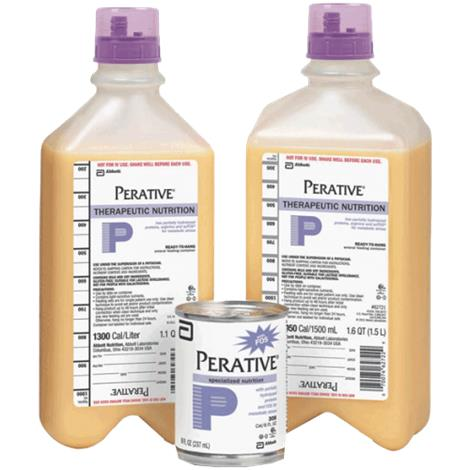 Abbott Perative Therapeutic Peptide-Based Nutritional Drink for Metabolic Stress