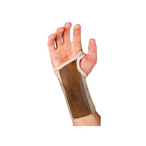Scott Specialties Elastic Wrist Brace With Palm Stay