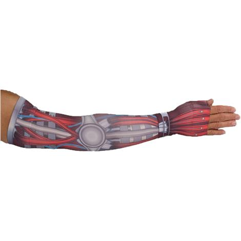 LympheDudes Cyborg Compression Arm Sleeve And Gauntlet