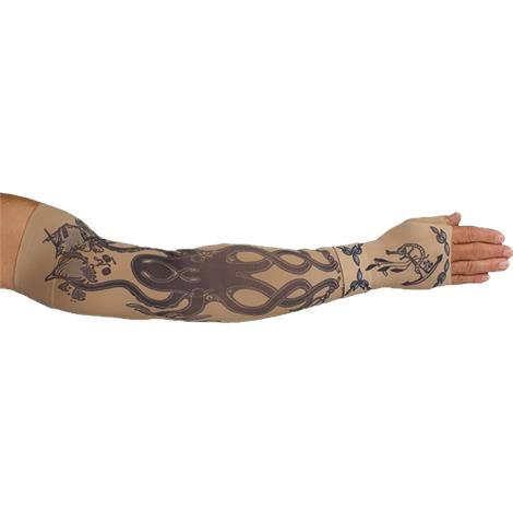 LympheDudes Kraken Compression Arm Sleeve And Gauntlet