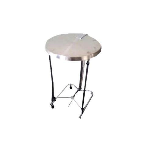 Anatomy Supply Hamper Stand with Foot Pedal