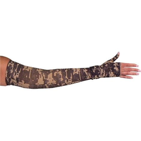 LympheDivas Military Camouflage Compression Arm Sleeve And Gauntlet