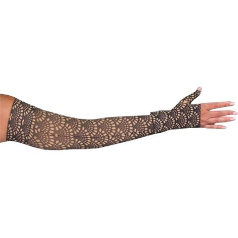 LympheDivas Speakeasy Compression Arm Sleeve And Gauntlet