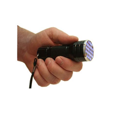 Glo Germ UVL 1006 Ultraviolet 21 LED Flashlight