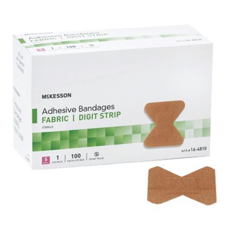 McKesson Fabric Strip Adhesive Bandage