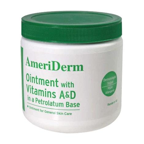 Ameriderm Protective Ointment With A and D Vitamins