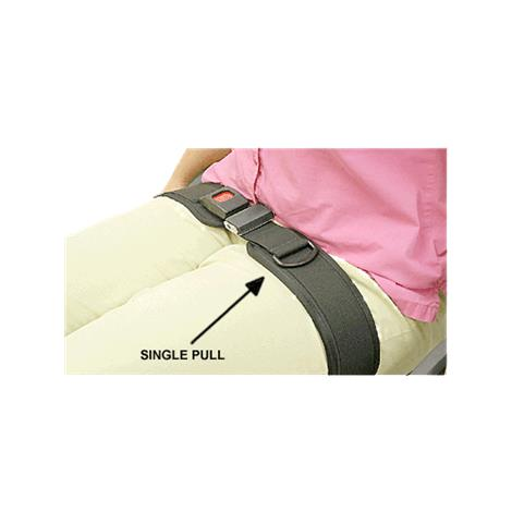 Therafin TheraFit Single Pull Hip Belt With Two Inch Strap And Plastic Buckle