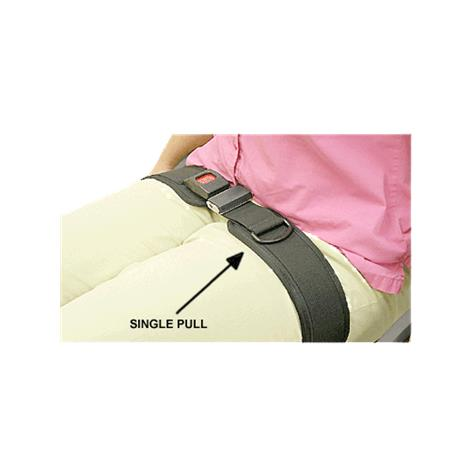 Therafin TheraFit Single Pull Hip Belt With One Inch Strap And Metal Buckle