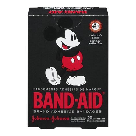 Johnson & Johnson Band-Aid Decorated Disney Mickey Mouse Adhesive Bandage
