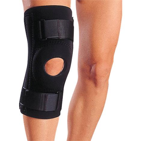 Rolyan Economy Knee Support with Removable Buttress