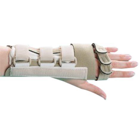 Rolyan In-Line D-Ring Finger Support Splint