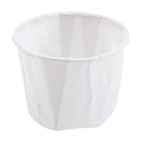 Solo Disposable Paper Souffle Cups