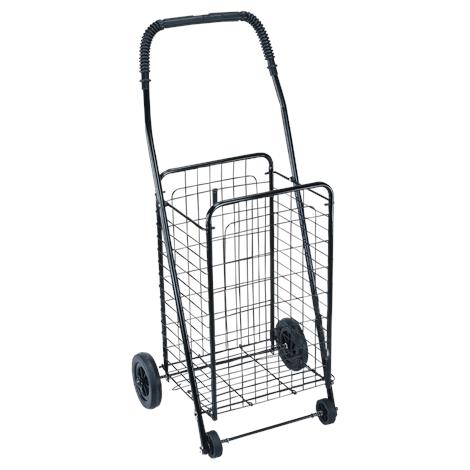 Mabis DMI Folding Shopping Cart