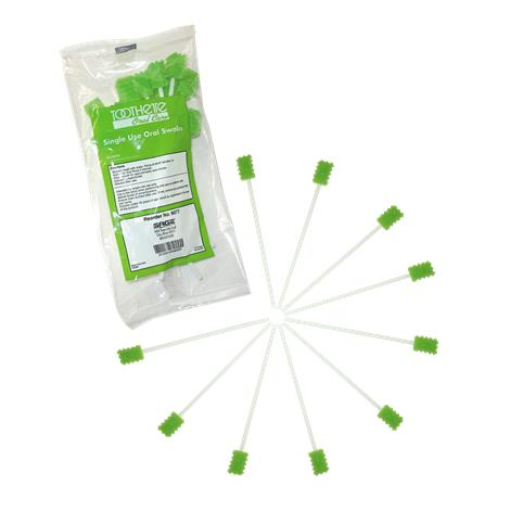 Buy Sage Toothette Plus Oral Care Swabs