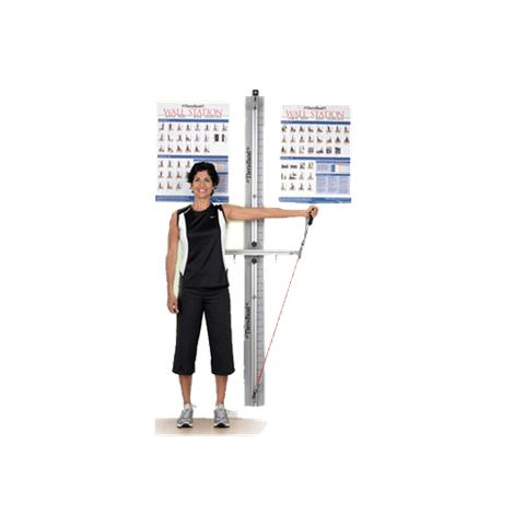 TheraBand Wall Exercise Station