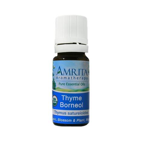 Amrita Aromatherapy Thyme Borneol Essential Oil