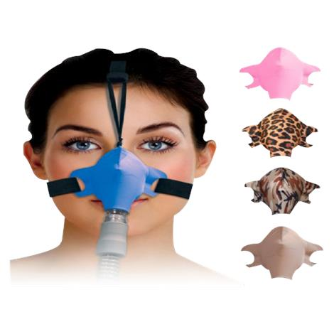 SleepWeaver Advance Nasal CPAP Mask And Headgear with Improved Zzzephyr Seal