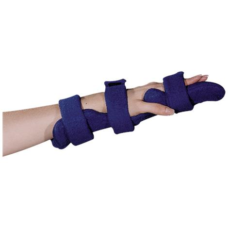 Comfy Adult Long Pan Hand Orthosis with Four Straps